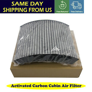 Activated Carbon Cabin Air Filter 64119237555 For Bmw 1 2 3 Series F30 F31 M3 M4