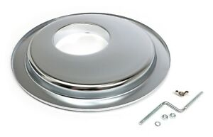 Trans Dapt Performance Products 2430 Chrome Air Cleaner Base Offset