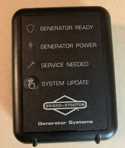 Briggs Stratton Basic Wireless Monitor For Standby Generators 16 20kw
