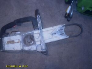 Stihl Ts 460 Used Crank Case
