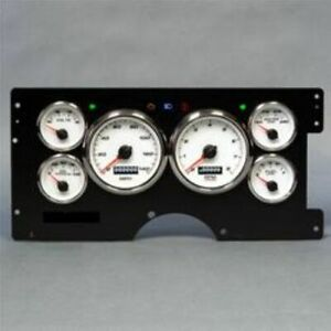 New Vintage Usa 89101 03 Performance Speedometer White For 88 94 Gm Truck F S