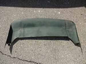 1968 1969 1970 Buick Riviera And Riviera Gs Rear Package Tray Cover Set