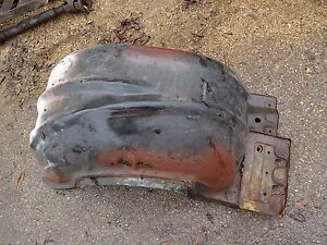 1970 Buick Riviera Gs Lh Driver Side Front Inner Wheel House Well