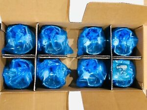 Sealed Power Chevy 350 383 Stroker Forged Flat Top 2vr Pistons 060 W 5 7 Rod