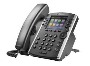 Polycom Vvx 411 Voip Phone With Power Supply 2200 48450 001