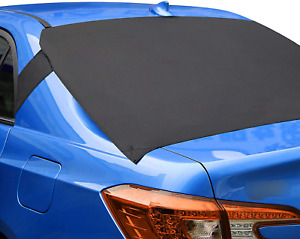 Car Windshield Cover Ice Snow Sun Protector Auto Magnetic Large Suv Van Truck