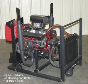 Mighty Mount Deluxe Engine Test Run Running Stand