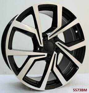 19 Wheels For Vw Tiguan S Se Sel 2009 Up 5x112 19x7 5