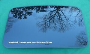 2010 Year Specific Buick Lucerne Oem Factory Sunroof Glass Free Shipping
