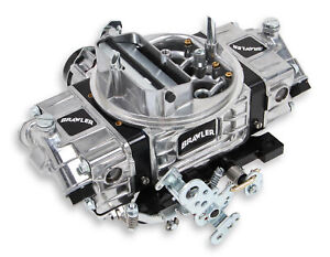 Quick Fuel Technology 750cfm Carburetor Brawler Ssr Series P N Br 67213