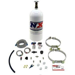 Nitrous Express Ml2000 Mainline Efi Single Nozzle Wet Nitrous System Kit