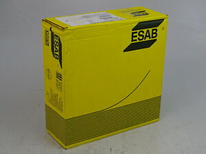 72 Esab Dual Shield Ii 101h4m 045 Flux Welding Wire 245016100 Pallet Quanity