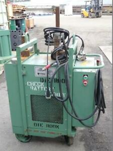 Lamina Hydraulics Power Unit And Portable Magnetic Mag Drill P1541vr