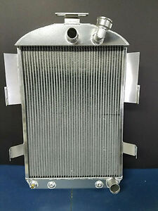 1935 1936 Chevy Chevrolet Master Aluminum Radiator Made In Usa