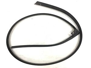 98 02 Accord 2dr Right Door Sub Seal Weatherstrip Top Rubber Seal Gasket Oem