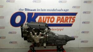 5 7 Ls1 Engine Pullout With Reman 4l60 Transmission 2001 C5 Corvette
