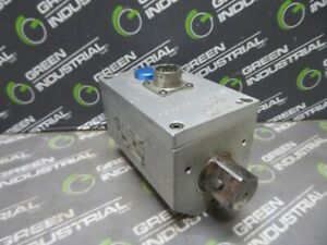Used Gse 038276 00301 Socket Wrench Torque Transducer 2 000 Mv v At 300 Ft lbs