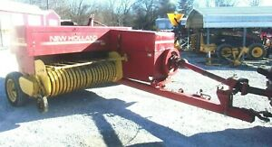 New Holland 570 Square Baler free 1000 Mile Delivery From Kentucky
