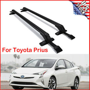 For Toyota Prius 2002 18 20 21 2pcs Car Roof Rack Cross Bar Top Luggage Carrier
