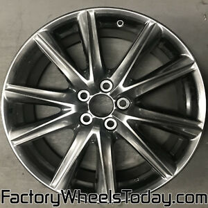 2014 2016 Lexus Gs350 Gs450h 19 X8 Factory Oem Rim Wheel 74296 4261a30180