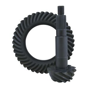 Differential Ring And Pinion Rear Yukon Gear Fits 1984 Chevrolet Corvette