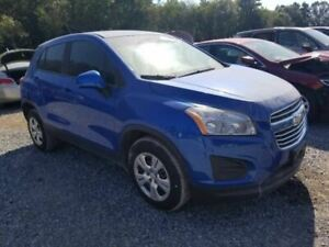 2016 Chevy Trax 1 4l 6 Speed Automatic Transmission Assembly Fwd