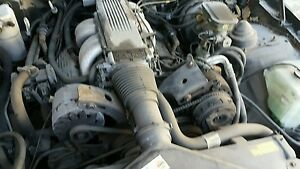 Iroc Z Tpi 1986 V8 Engine And Auto Transmission 700r4 5 0 Tpi Iroc Z28 Used Oem