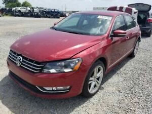 2015 Volkswagen Passat 2 0l Diesel Automatic Transmission Assembly Only Png