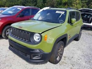 2016 Jeep Renegade 2 4l Automatic Transmission Assembly Awd
