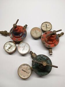 Lot Of 3 Welding Gauges for Parts Only