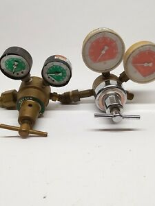 Lot Of 2 Purox R 72 15 510 Sa 508 Welding Gauges used Not Tested