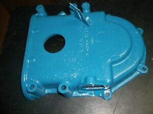 Ford Fe 330 Iron Timing Cover With Bolts And Pointer C7te 6059 b