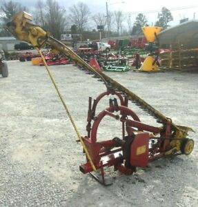 New Holland 7ft Model 451 Belt Type Sickle Mower Free 1000 Mile Delivery From Ky