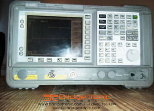 Agilent E4402b Spectrum Analyzer 9khz 3 0ghz