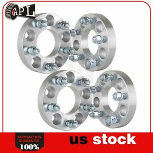 4x For Ford Ranger Mustang Explorer Bronco 1 25mm Thick 5x4 5 Wheel Spacers