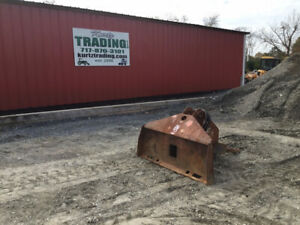 1988 Allied Hy ram 715 Hydrauic Breaker Attachment For Skid Steer Loaders