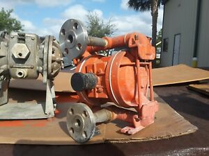 Wilden M2 316ss Air Operated Diaphragm Pump Super Nice Stainless 399