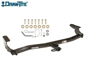 Class 2 Trailer Tow Hitch For 1998 2008 Subaru Forester 1 1 4 Receiver 36311