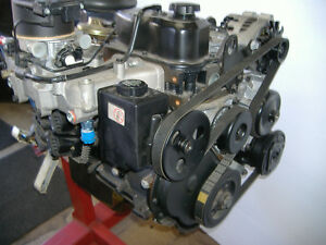 Pontiac 151ci 2 5l Iron Duke 4 Cyl Engine Complete