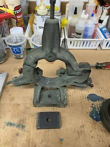 South Bend 9 Lathe Steady Rest With Bed Clamp