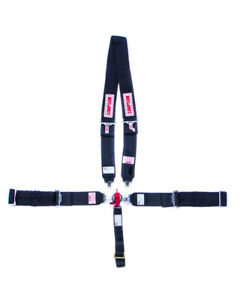 Simpson Safety 5 Pt Harness System Drag Racing Cl W A P N 29116bk