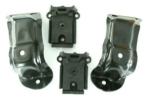 67 72 Chevy gmc C10 Truck V8 Small Block Engine Frame Perches Motor Mounts