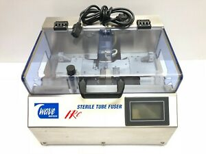 Ge Wave Biotech Irc Sterile Tube Fuser Stf ircww Low Weld Use Stf ir W warranty