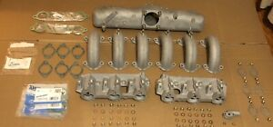 Bmw E12 E24 1975 1982 M30 6 cyl Intake Manifold Complete With New Gaskets