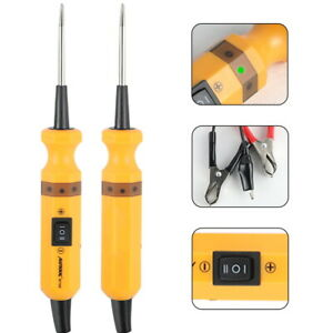 Autool 12v 24v Bt160 Car Circuit Tester Power Probe Automotive Diagnostic Tool