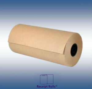 Void Fill 24 X 900 40 Brown Kraft Paper Rolls For Shipping Wrapping Packing