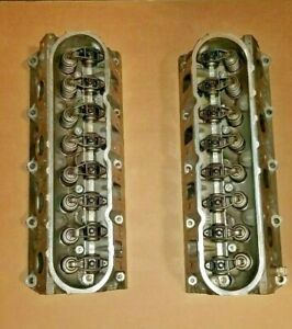 Chevrolet 6 2 Ls3 Aluminum Cylinder Heads 823 Rectangle Port Cores