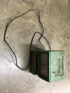 Acroprint Time Punch Clock Recorder Model 150nr4