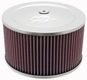 K n Filters 60 1365 Custom Air Cleaner Assembly