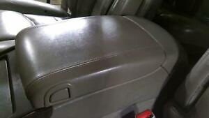03 06 Gmc Yukon Denali Pewter Leather Center Console Lid Oem